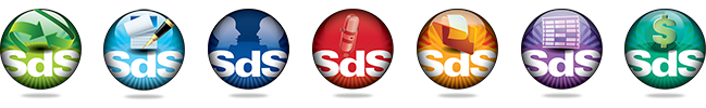 SDS Products Icons